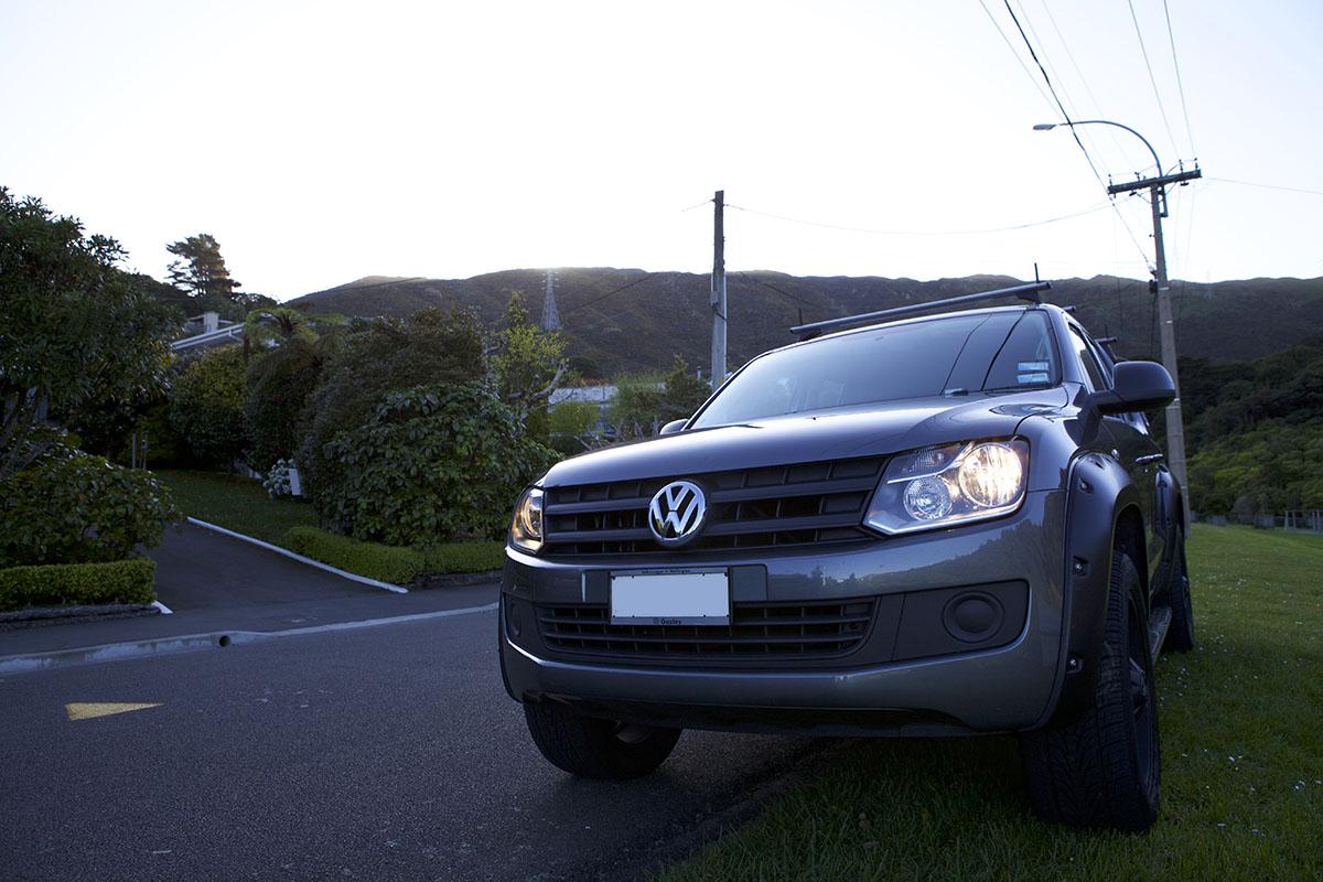 2014 VW Amarok 2 0 TDi