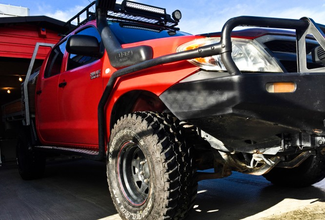 Toyota Hilux Tuning New Zealand